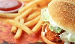spicky chicken sandwitch