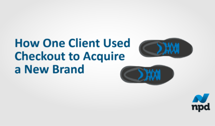 Footwear acquisition assessment ClickNSlide