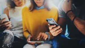 Edgy Phones Bring Hope At MWC