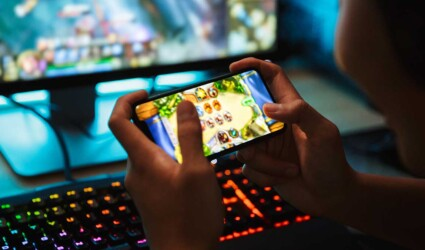In  US and Canada Experienced Increases In Total Number of Mobile Gamers