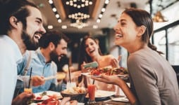 In Canada Pent Up Demand for Dining at a Restaurant is Real