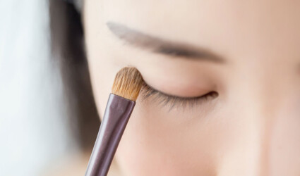 Make up applicators the shining stars of the French beauty market