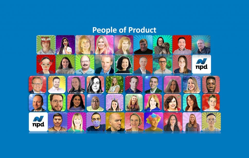 NPD's Global Product Management Team
