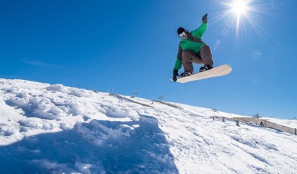 snows on the ground and sales are sound for snow sports gear in the us