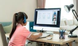 student video conference elearning